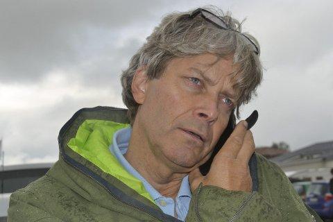 Vestvågøy: Erik Skarstein er leder i Vestvågøy Røde Kors.Begge foto: arkiv