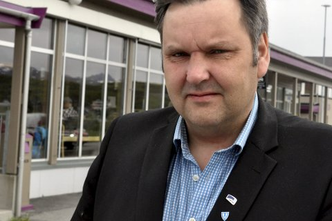 Har fått nok: Høyre og Jonny Finstad har fått nok av et Ap-styrt fylkersråd.