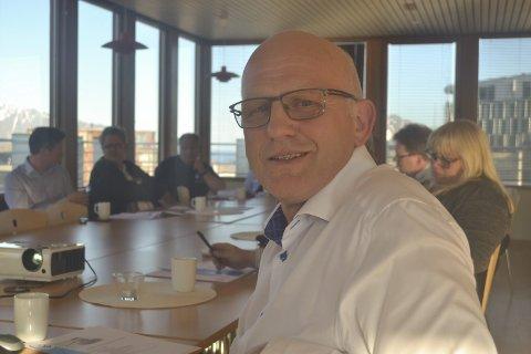 Bare ørjan: LoVe Petro befinner seg i alle leire. Det er èn  mann som representerer - Ørjan Robertsen. Foto: John-Arne Storhaug.