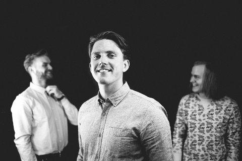 Satser videre: Kajander satser videre og har fått på plass managementavtale og har også ny singel på gang i sommer.Foto: Presse