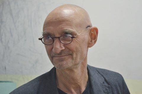 Rektor: Brynjar Tollefsen. Foto: John-Arne Storhaug.