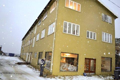 Ny festival?: Her i Trevarefabrikken kan det bli enda en festival i år.