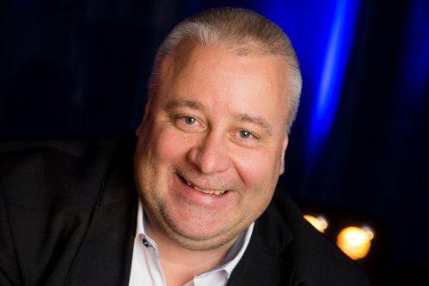 FrP-politiker Bård Hoksrud