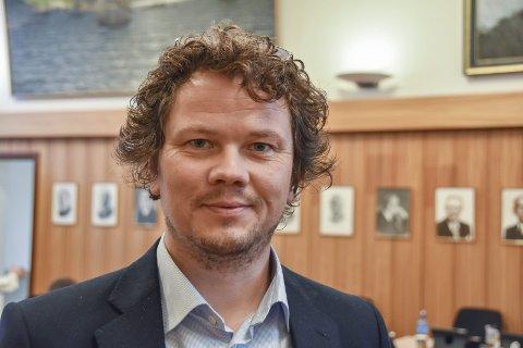 Jakter ny sjef: Kommunalsjef Torbjørn Ollestad håper å få på plass ny teknisk driftssjef.