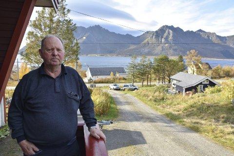 Utvikle: Håkon Solberg fra Gravermark satser stort med Lofoten Salmon AS. Nå er planene sendt til kommunen for en større satsing på Kleppstad.