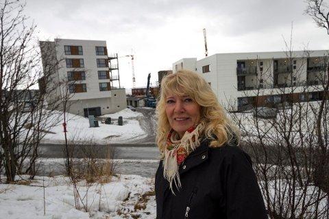 Administrerende direktør Mona Liss Paulsen i Nordland boligbyggelag (Nobl) er glad for at fusjonen med Lofoten BBL er et faktum