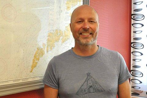 Glad:Glad:Sigve Olsen blir ny næringssjef i Vestvågøy kommune