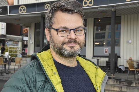 Utvalgsleder: Svenn-Erik Tønnessen Busch (V) i Hovedutvalg for oppvekst og inkludering.