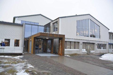 FESTIVAL: Meieriet kultursenter er en av stedene Orkana planlegger å ha arrangement under 25 år jubileet.