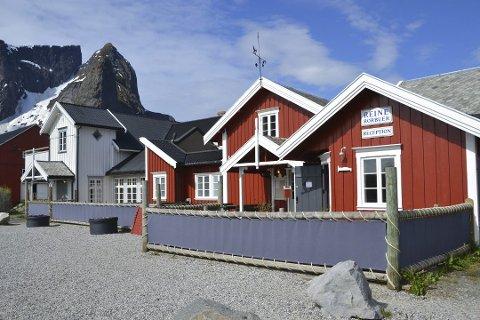 BEST: I følge brukerne av nettstedet Trivago er Reine rorbuer det beste alternative overnattingsstedet i Norge.