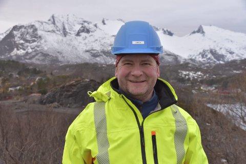 Flere prosjekter: Erik Berg Blomstrand har vært sentral i arbeidet med boligfeltet Kreta. Nå har han solgt seg ut.