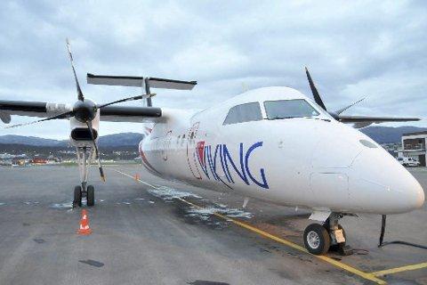 FlyVikings oppstart på ruten mellom Svolvær og Tromsø er utsatt.
