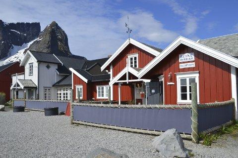 TJENER PENGER: Reine Rorbuer økte omsetningen med tre millioner kroner i fjor. Eier Classic Norway Drift er fornøyd.