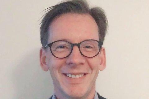 NY DIREKTØR: Yngve Haldorsen er mannen som skal overta direktørstillingen i Coop Nord.
