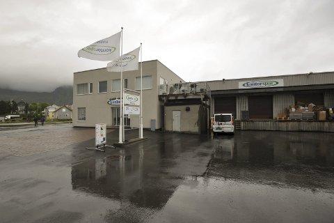 Trafikklag-gården: Her skal Kontorspar flytte ut i slutten av september, og inn kommer LIAS Bruktbutikk (tidligere Min Sirkel) på hele 350 kvadratmeter.
