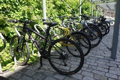 August er den måneden i året der nordmenn opplever flest sykkeltyverier. Foto: If