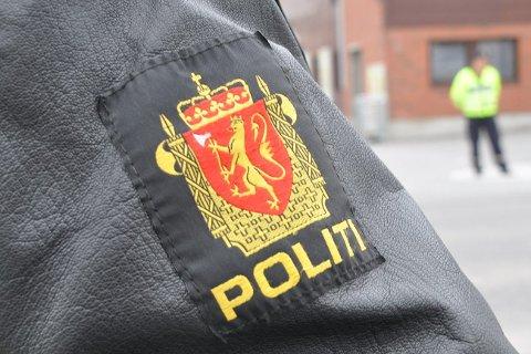 Fengsel: 18 dager i fengsel ble dommen for mannen som dyttet til en politimann. Ill.foto: Kai Nikolaisen