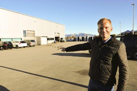 Økning hos Berg & Co: Thor Drechsler er styreleder i Berg & Co.