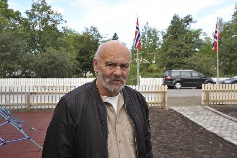 UTFORDRINGER: – Skal Lofoten Friluftsråd lykkes kreves godt Lofot-samarbeid, sier styreleder Fritz Blix-Hansen.