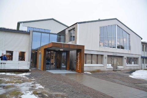 Meieriet kultursenter på Leknes.