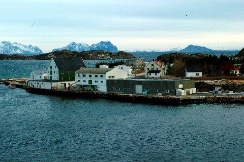 TRADISJONSRIK: Riksheim Fisk AS er et tradisjonsrikt fiskebruk på Sauøya i Henningsvær, men 2016 ble et meget dårlig år for bedriften. Arkivfoto