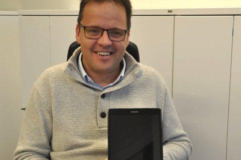 VANT: For andre gang var Sigvald Rist den som best til å spå rett svar på Lofotpostens Krystallkavl-konkurranse