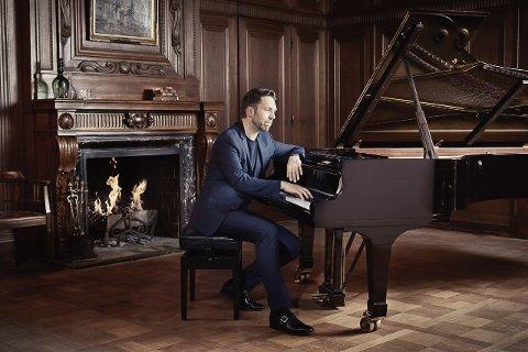 Tilbake: Leif Ove Andsnes kommer tilbake til Lofoten under pianofestivalen.