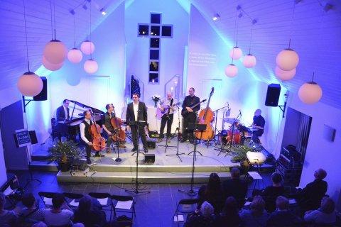 KONSERT: I år blir det ingen adventskonsert i Adventkirken på Leknes, men arrangørene lover at det blir konsert neste år.