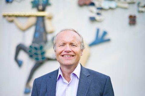 Vil bli rektor: Hallgeir Elstad fra Vestvågøy er en av søkerne til jobben som rektor ved Nord Universitet