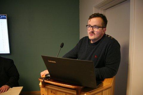 STYREMEDLEM: Jim Olaisen er Flakstad sin kandidat som styremedlem i Lofotenodden nasjonalpark.