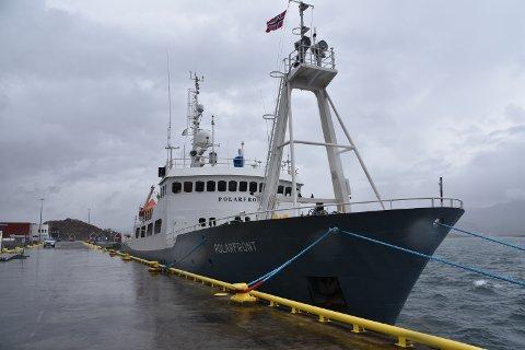 """SPESIELT: Cruiseskipet """"Polarfront"""" har en fortid som ingen andre cruiseskip har."""