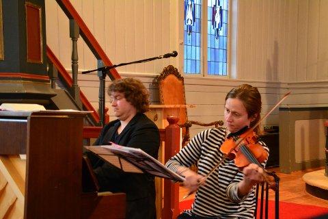 Elise Westerlund og Terje Brun