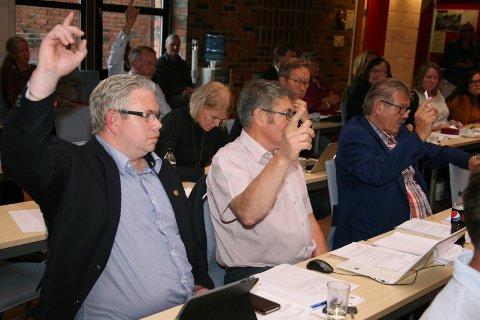 FRP ville sette av penger fra havbrusfondet til bygging av nytt eldresenter i Vestvågøy, men fikk ikke flertallet i kommunestyret med seg. Forslaget fikk kun fire stemmer. FRPs egne representanter og den uavhengige representanten Pål Krüger.