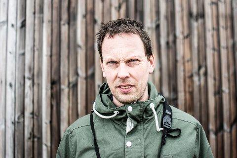ORNITOLOG: Martin Eggen fra Ramberg er naturvernrådgiver i Norsk Ornitologisk Forening.