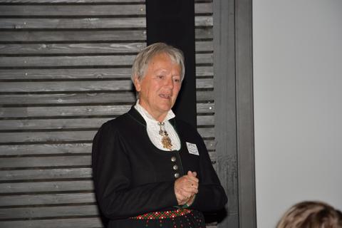 Kulturprisen: Gunnlaug Bjørgo Larsen tildeles Vestvågøy kommunes kulturpris 2018.