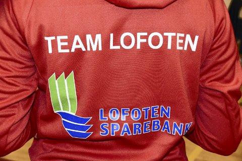 TEAM LOFOTEN: Team Lofoten består av 02/03-modeller fra IL Blest, Leknes HK og Svolvær IL.