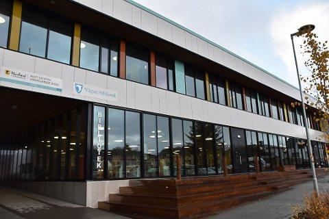 Elevrådet ved skolen ønsker at Vågan kommune skal ansatte en helsesykepleier i full stilling ved skolen. Arkivfoto