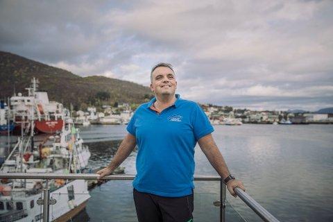Solgt seg ut: Ted Robin Endresen og Myre Fiskemottak har solgt seg ut av fiskemottak i Lofoten.