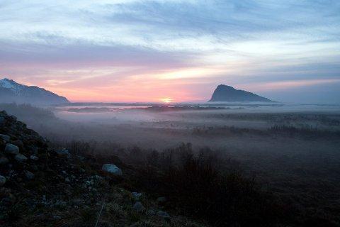 Gimsøymyrene har hatt status som naturreservat siden 1983. Arkivfoto: Eric Fokke
