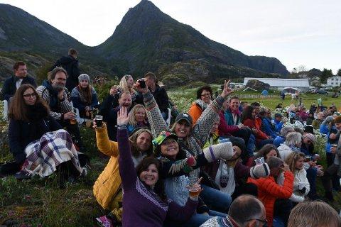 Fjorårets festival på Årsteinøya ble utsolgt med 600 billetter.