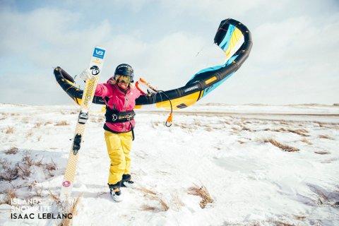 Konkurranse: Kari Schibevaag tilbake i konkurranse i Canada.