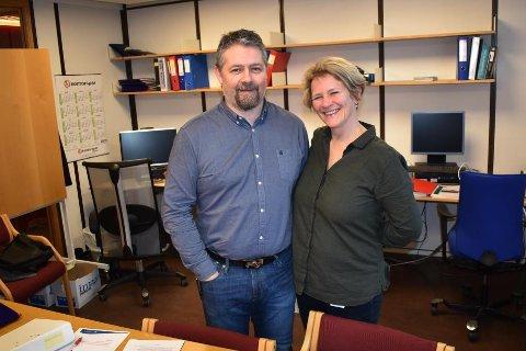 Bernhard Rottem overtar stillingen som enhetsleder for prosjekt og utvikling i Vestvågøy kommune etter Anne Sofie Nilsen.