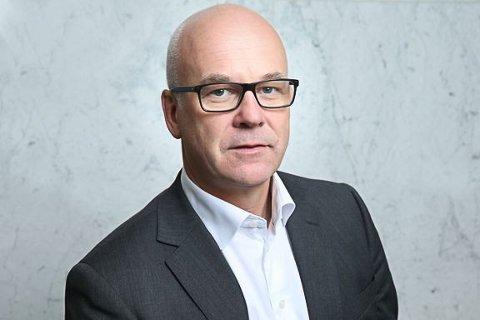 Thor Gjermund Eriksen forteller at det lenge har vært bred enighet om at NRK trenger en mer framtidsrettet finansieringsmodell.