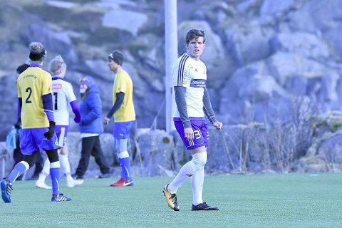 Thomas Johnsen (20) er ute hele denne sesongen med ny skade i korsbåndet i høyre kne.