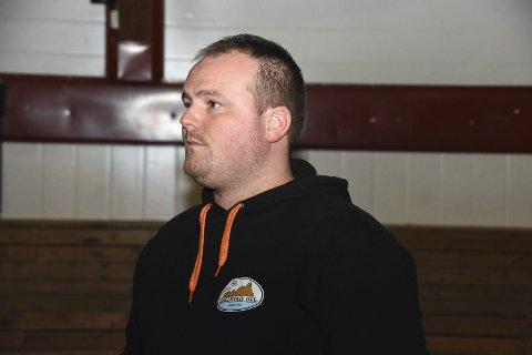 BETENKT: Ivan Myklebust er betenkt etter å ha tapt 5-1 for Landsås