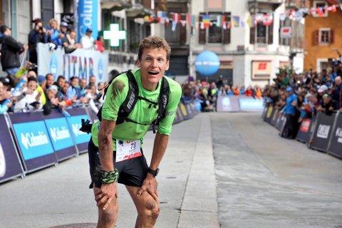 Hallvard Schjølberg er en av syv utøvere på det norske VM-laget som tar fatt på Trail World Championship i Portugal lørdag.