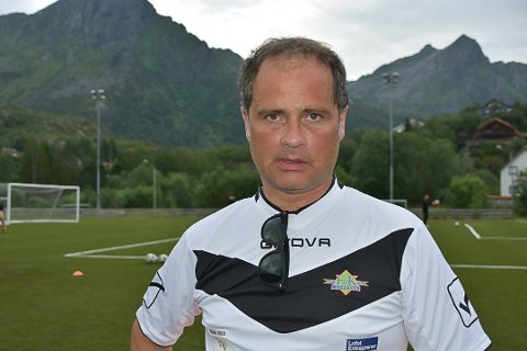 God utvikling: –Med tanke på kamputviklinga, så gjorde vi en god prestasjon, sier trener Terje Hansen