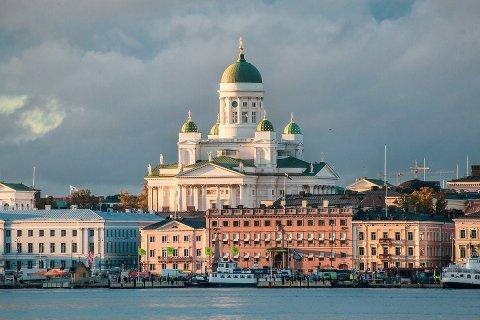 Den finske hovedstaden er kun en flytur unna om kort tid. Foto: Pixabay