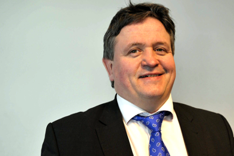 Stortinget: Eivind Holst er en av 35 kandidater på Nordland Høyres stortingsliste til valget i 2021.