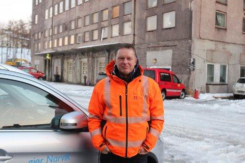 ARBEIDSGIVER: - VI er opptatt av å ta vare på våre ansatte, sier Trond Solberg.